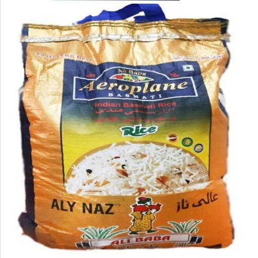 برنج هندی ۱۱۲۱ خالص با برند عالی ناز