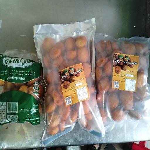 فلافل آماده بسته ای نارنج